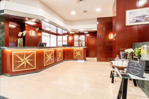 欧洲之星拉科鲁尼亚城市酒店 - 拉科鲁尼亚 - 柜台