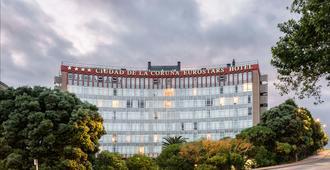 拉科鲁尼亚城欧洲之星酒店 - 拉科鲁尼亚 - 建筑