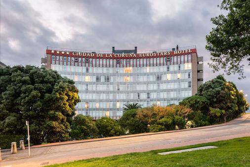 欧洲之星拉科鲁尼亚城市酒店 - 拉科鲁尼亚 - 建筑