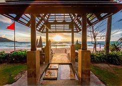 普吉岛卡踏参尼海滩度假酒店 - 卡伦海滩 - 海滩