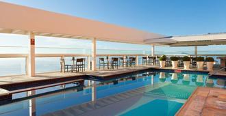 里奥安托宫殿酒店 - 里约热内卢 - 游泳池