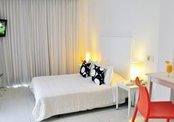 卡塔赫纳千禧酒店 - Cartagena - 睡房