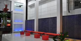 卡塔赫纳麦迪逊旅馆酒店 - 卡塔赫纳 - 大厅