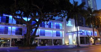 卡塔赫纳千年酒店 - 卡塔赫纳 - 建筑