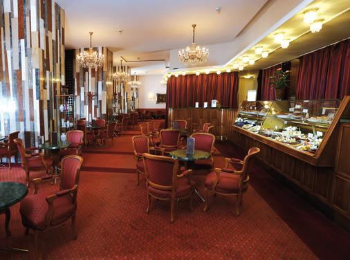 吉尔勒特丹乌比斯酒店 - 布达佩斯 - 酒吧