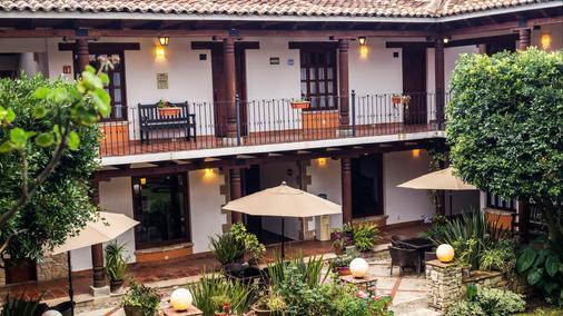 帕拉多玛格丽塔酒店 - 圣克里斯托瓦尔-德拉斯卡萨斯 - 露台