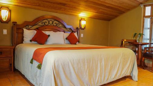 帕拉多玛格丽塔酒店 - 圣克里斯托瓦尔-德拉斯卡萨斯 - 睡房