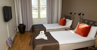 斯德哥尔摩安斯基德莫德酒店 - 斯德哥尔摩 - 睡房