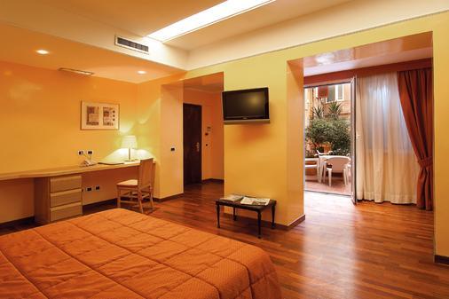 罗马塞西尔酒店 - 罗马 - 睡房