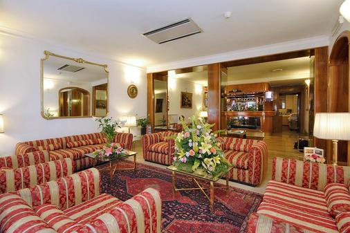 罗马塞西尔酒店 - 罗马 - 大厅
