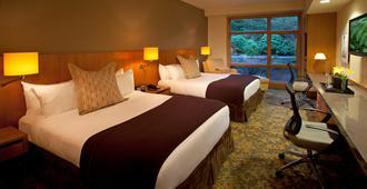 雪松溪旅馆 - 锡塔克 - 睡房