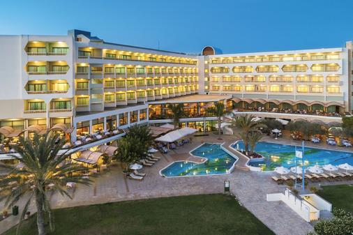 康斯坦丁诺雅典娜皇家海滩酒店 - 帕福斯 - 建筑