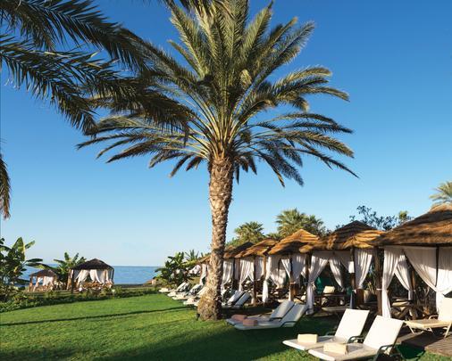 康斯坦丁诺雅典娜皇家海滩酒店 - 帕福斯 - 海滩