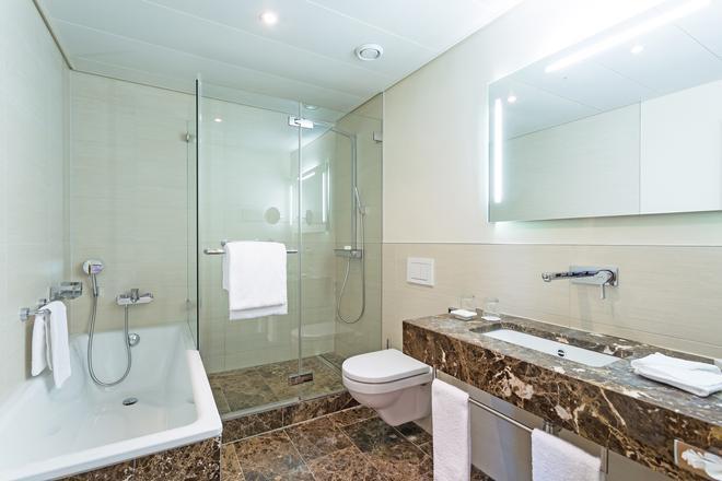 圣哥特哈尔德酒店 - 苏黎世 - 浴室