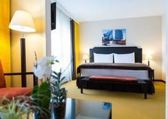 欧拉酒店 - 巴塞尔 - 睡房
