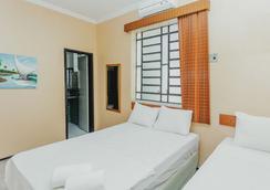 美耶雷勒酒店 - 福塔莱萨 - 睡房