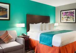 特里普温德姆大西洋城酒店 - 大西洋城 - 睡房