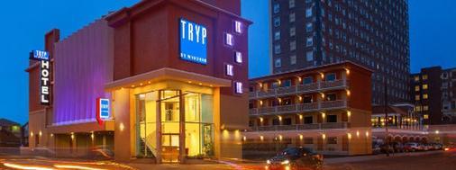 特里普温德姆大西洋城酒店 - 大西洋城 - 建筑