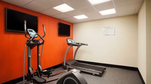 特里普温德姆大西洋城酒店 - 大西洋城 - 健身房