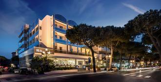洛萨里维埃拉别墅酒店 - 里米尼 - 建筑