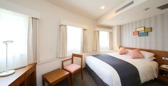 东京新宿华盛顿酒店 - 东京 - 睡房