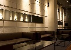 东京新宿华盛顿酒店 - 东京 - 休息厅