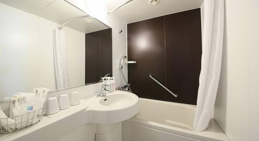 东京新宿华盛顿酒店 - 东京 - 浴室