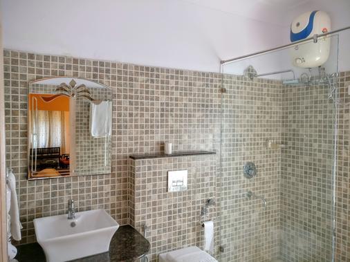 瑟亚别墅 - 城市中心酒店 - 斋浦尔 - 浴室