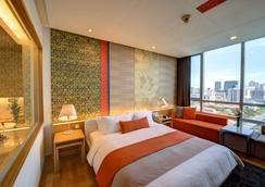 Mbk中心芭桐湾公主酒店 - 曼谷 - 睡房