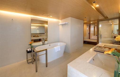 Mbk中心芭桐湾公主酒店 - 曼谷 - 浴室