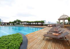 Mbk中心芭桐湾公主酒店 - 曼谷 - 游泳池