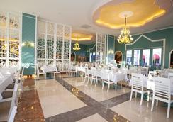 Quattro Beach Spa & Resort - 阿拉尼亚 - 餐馆