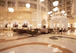 Quattro Beach Spa & Resort - 阿拉尼亚 - 大厅