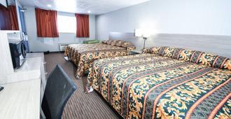 贝尔卡罗汽车旅馆 - 丹佛 - 睡房