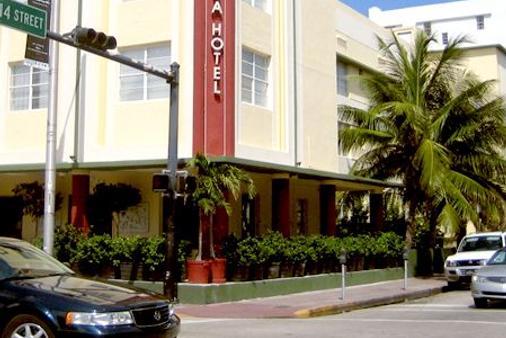 南海滩广场酒店 - 迈阿密海滩 - 建筑