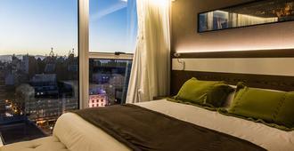 伊里荷延 111 号酒店 - 科尔多瓦 - 睡房