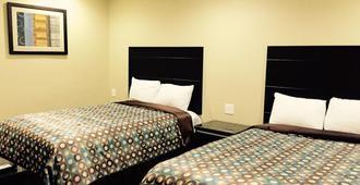 伯克希尔汽车旅馆 - 圣地亚哥 - 睡房