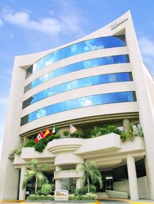 圣马科斯酒店 - 庫利亞坎 - 建筑