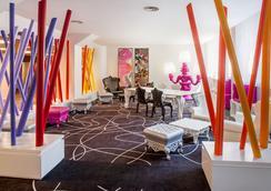 达文西酒店 - 米兰 - 休息厅