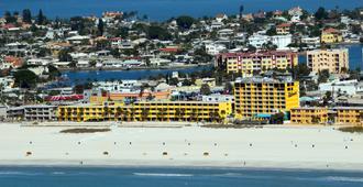 比尔马海滩度假酒店 - 金银岛 - 建筑