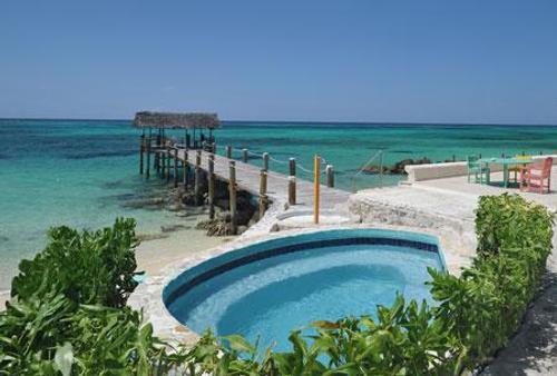 指南针海滩度假酒店 - 拿骚 - 游泳池