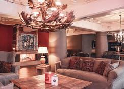 Q!玛丽亚特蕾西亚酒店 - 基茨比厄尔 - 休息厅