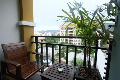 Phuket Abc Groups - 芭东 - 阳台