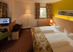 因斯布鲁克阿尔普酒店 - 因斯布鲁克 - 睡房