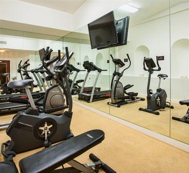 诺布山酒店 - 旧金山 - 健身房