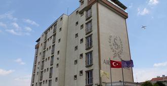 亚柏士酒店 - 伊斯坦布尔 - 建筑