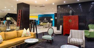 阿佐里斯皇家花园 - 休闲及会议酒店 - 蓬塔德尔加达 - 柜台