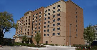 休斯顿医疗中心nrg公园万豪万怡酒店 - 休斯顿 - 建筑