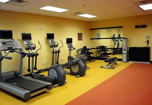 休斯敦医学中心庭院酒店 - 休斯顿 - 健身房