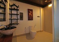 哈恩玛恩阿拉亚别墅酒店 - 暹粒 - 浴室